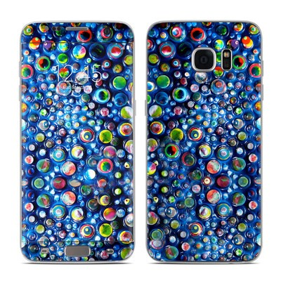 Samsung Galaxy S7 Edge Skin - My Blue Heaven