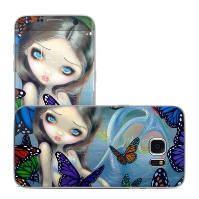 Samsung Galaxy S7 Edge Skin - Mermaid
