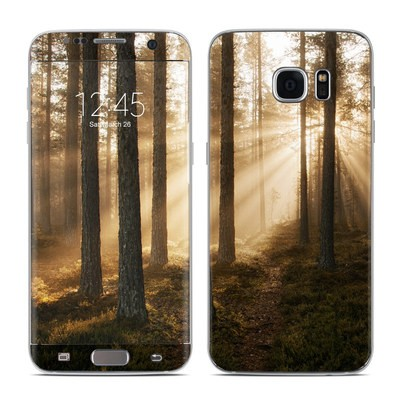 Samsung Galaxy S7 Edge Skin - Misty Trail