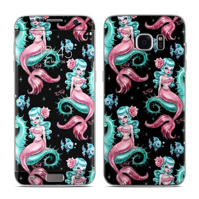 Samsung Galaxy S7 Edge Skin - Mysterious Mermaids
