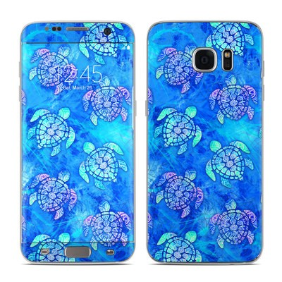Samsung Galaxy S7 Edge Skin - Mother Earth