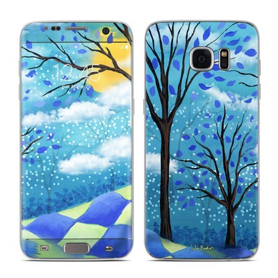 Samsung Galaxy S7 Edge Skin - Moon Dance Magic