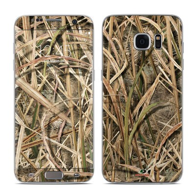 Samsung Galaxy S7 Edge Skin - Shadow Grass Blades