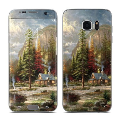 Samsung Galaxy S7 Edge Skin - Mountain Majesty