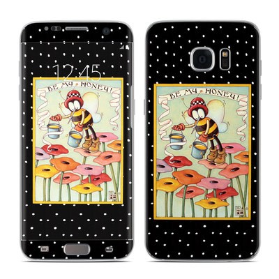 Samsung Galaxy S7 Edge Skin - Be My Honey