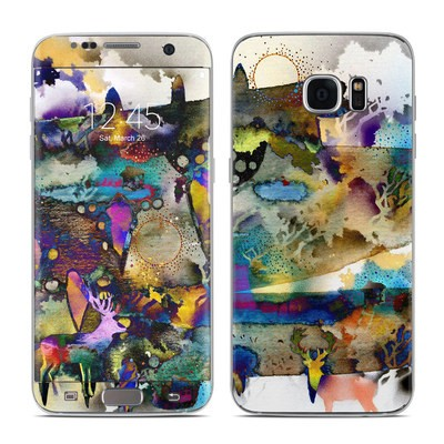 Samsung Galaxy S7 Edge Skin - New Day