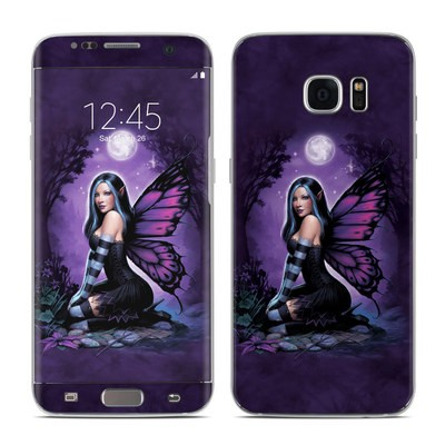 Samsung Galaxy S7 Edge Skin - Night Fairy