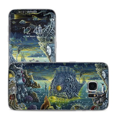 Samsung Galaxy S7 Edge Skin - Night Trawlers