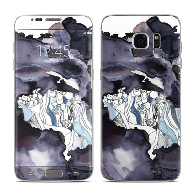 Samsung Galaxy S7 Edge Skin - Ocean Majesty