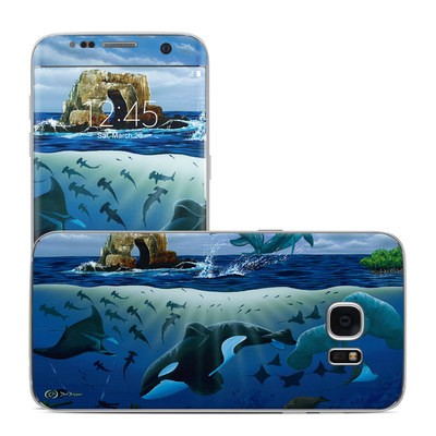 Samsung Galaxy S7 Edge Skin - Oceans For Youth
