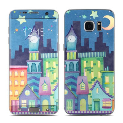 Samsung Galaxy S7 Edge Skin - Our Town