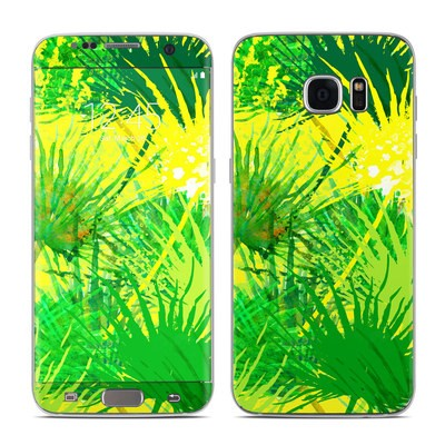 Samsung Galaxy S7 Edge Skin - Palms