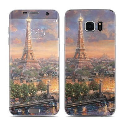 Samsung Galaxy S7 Edge Skin - Paris City of Love