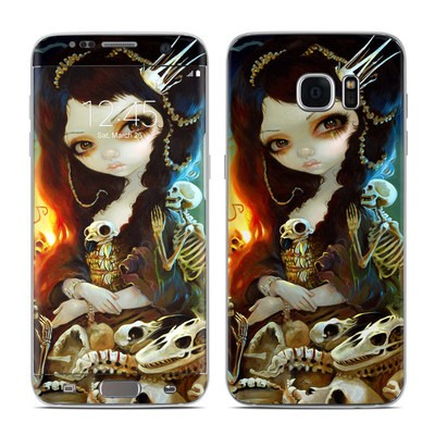 Samsung Galaxy S7 Edge Skin - Princess of Bones