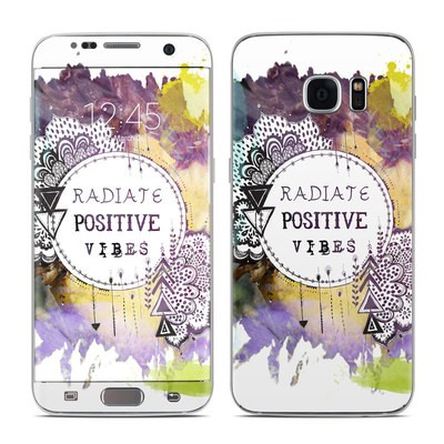 Samsung Galaxy S7 Edge Skin - Radiate