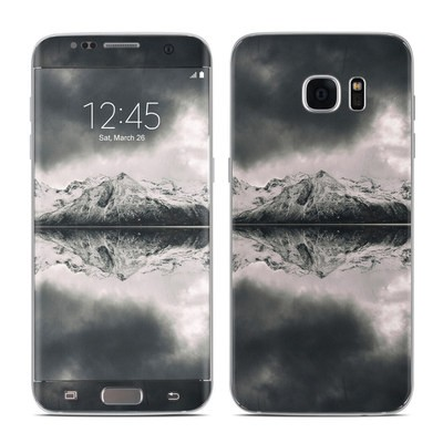 Samsung Galaxy S7 Edge Skin - Reflecting Islands