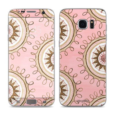 Samsung Galaxy S7 Edge Skin - Retro Glam