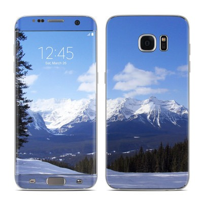 Samsung Galaxy S7 Edge Skin - Rockies