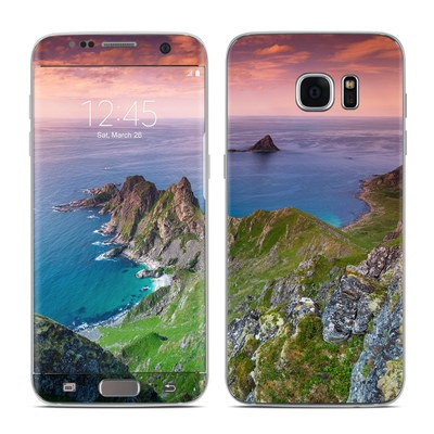 Samsung Galaxy S7 Edge Skin - Rocky Ride