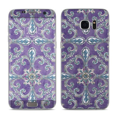 Samsung Galaxy S7 Edge Skin - Royal Crown