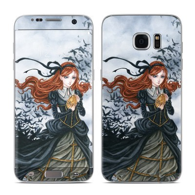 Samsung Galaxy S7 Edge Skin - Raven's Treasure