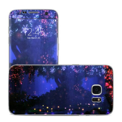 Samsung Galaxy S7 Edge Skin - Satori Night