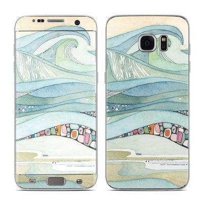Samsung Galaxy S7 Edge Skin - Sea of Love