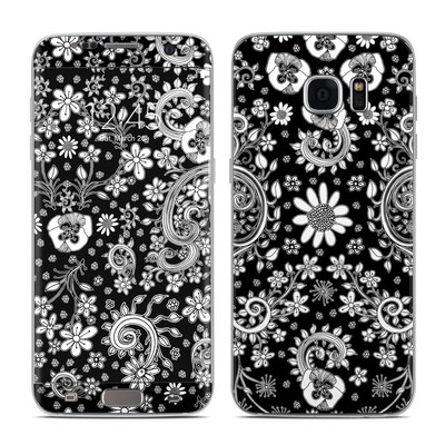 Samsung Galaxy S7 Edge Skin - Shaded Daisy
