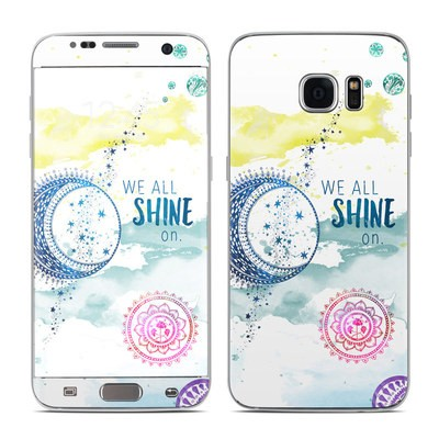 Samsung Galaxy S7 Edge Skin - Shine On