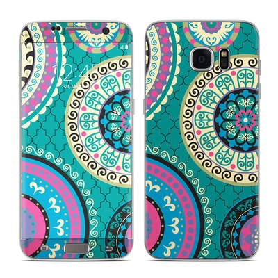 Samsung Galaxy S7 Edge Skin - Silk Road