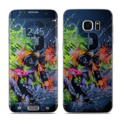 Samsung Galaxy S7 Edge Skin - Speak