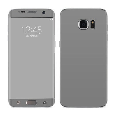 Samsung Galaxy S7 Edge Skin - Solid State Grey