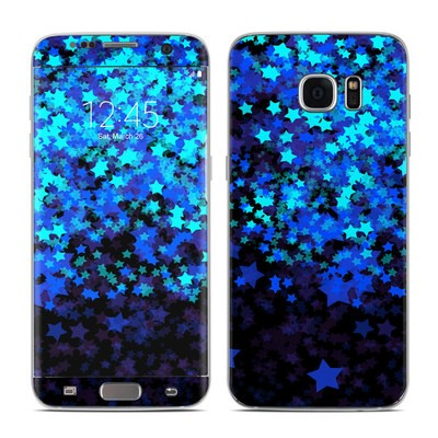 Samsung Galaxy S7 Edge Skin - Stardust Winter