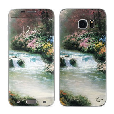 Samsung Galaxy S7 Edge Skin - Beside Still Waters
