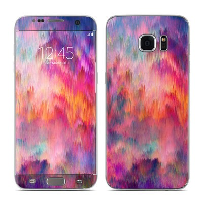Samsung Galaxy S7 Edge Skin - Sunset Storm