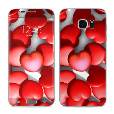 Samsung Galaxy S7 Edge Skin - Sweet Heart