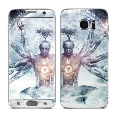 Samsung Galaxy S7 Edge Skin - The Dreamer