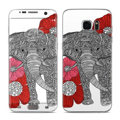 Samsung Galaxy S7 Edge Skin - The Elephant