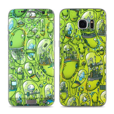 Samsung Galaxy S7 Edge Skin - The Hive
