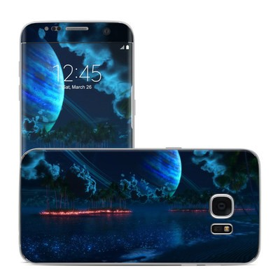 Samsung Galaxy S7 Edge Skin - Thetis Nightfall