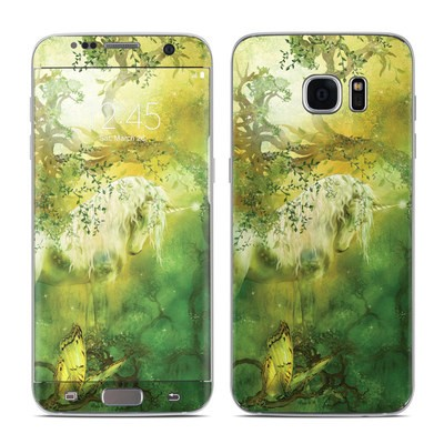 Samsung Galaxy S7 Edge Skin - Unicorn
