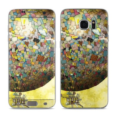 Samsung Galaxy S7 Edge Skin - Up Up and Away