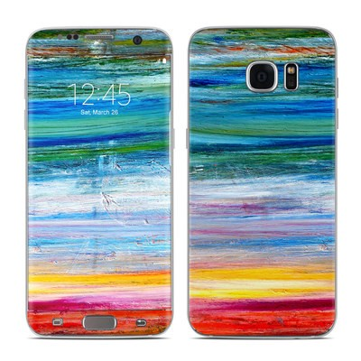 Samsung Galaxy S7 Edge Skin - Waterfall