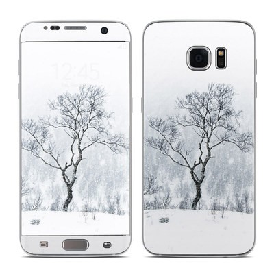 Samsung Galaxy S7 Edge Skin - Winter Is Coming