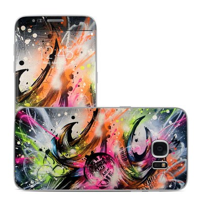 Samsung Galaxy S7 Edge Skin - You