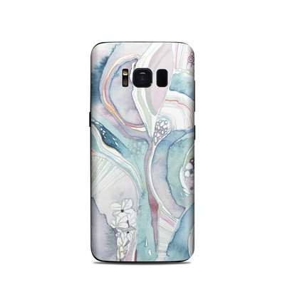 Samsung Galaxy S8 Skin - Abstract Organic