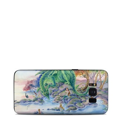 Samsung Galaxy S8 Skin - Of Air And Sea
