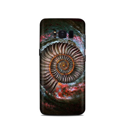 Samsung Galaxy S8 Skin - Ammonite Galaxy