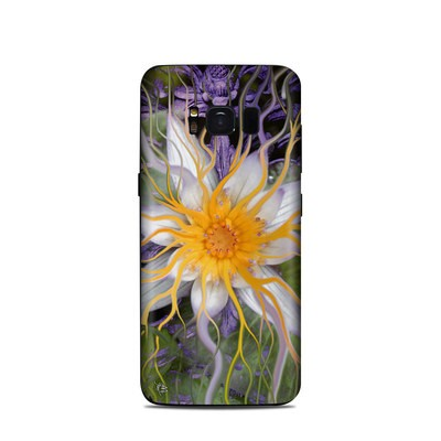 Samsung Galaxy S8 Skin - Bali Dream Flower