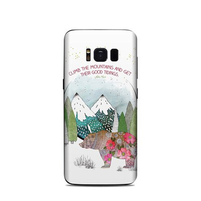 Samsung Galaxy S8 Skin - Bear Mountain
